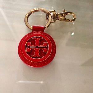 Tory Burch Key Ring Charm Fob